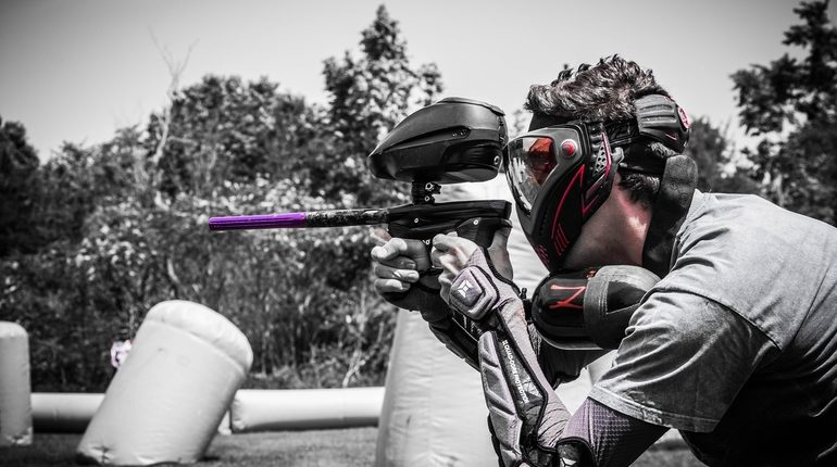A brief Description of The Paintball Sport