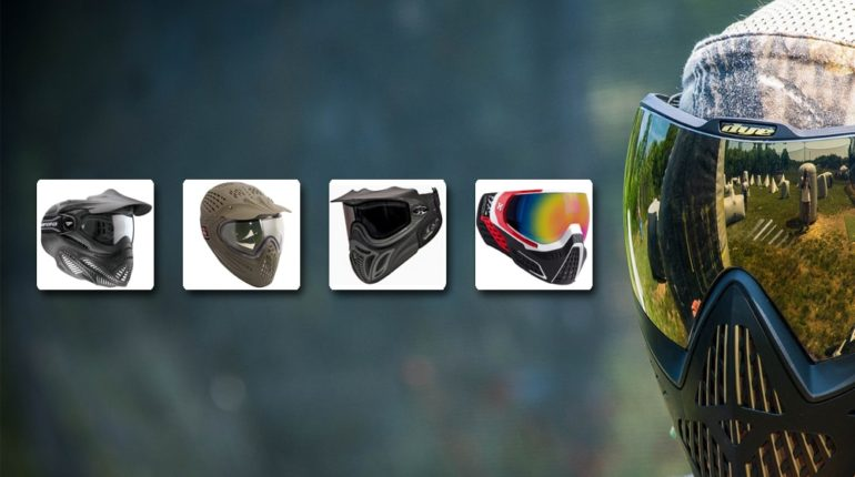 Best Paintball mask buying guide