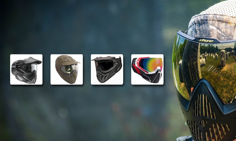 Top 3 Best Paintball Mask Buying Guide and Review – 2021