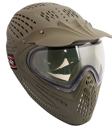 ALEKO PBFCDLM07OL Full Head Paintball Mask